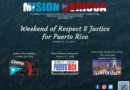 Weekend of Respect & Justice for Puerto Rico